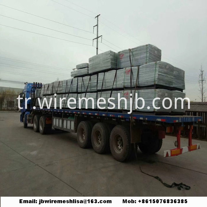Galvanized Welded Wire Mesh Greenhouse Rolling Benches