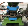 Perforadora de cremallera de plástico completamente automática