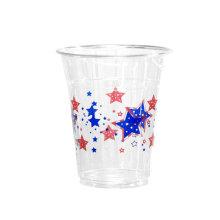 Vasos de plástico para uso de fiesta