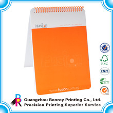 Hot Sale Custom Spiral Yo A5 Promotional Notepad Printing