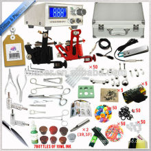 Continued Selling easy to operate tattoo kits with free shipping