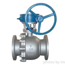 """пароводяная обработка воды 1 """"шаровой кран с полным отверстием 14408 2 в шаровой кран с электроприводом"""