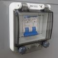 Air Source Heat Pump With Circulation Pump