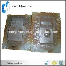 Molde de caucho de silicona útil contemporáneo y fundición al vacío