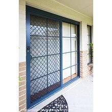 Burglar Proof Steel Window Grille