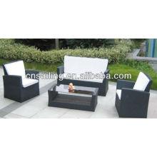 Outdoor silver grey rattan furniture benchcraft rattan furniture