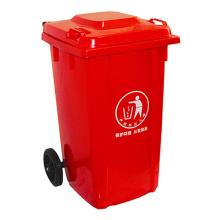 Compartimento de poeira de plástico exterior de 100 litros (YW0016)