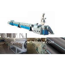 Máquina de fazer tubulação do HDPE