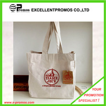 Melhor vendido logotipo impresso saco de algodão de qualidade superior de qualidade (EP-B9089)