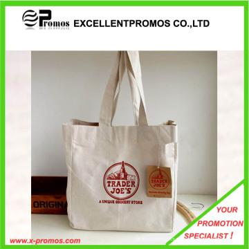 Bestes verkaufendes Firmenzeichen druckte hochwertiges kundenspezifisches Baumwollbeutel (EP-B9089)