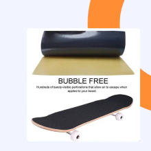 Free Samples Skateboard Grip Tape Roll, Waterproof Skateboard Grip Tape /