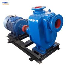 6-Zoll-Zentrifugalpumpe selbstansaugende Wasserpumpe