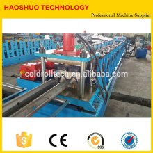 Highway protective fence W beam Guardrail Forming Machine