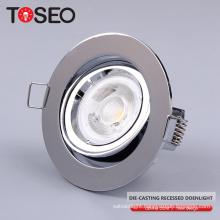 CE ROHS downlight 12v 50w mr16 ceiling spotlights lamp recessed g5.3 led spotlights gu10