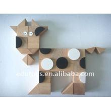 Erziehungsmaterial Erleuchtete Brick Toys BLock