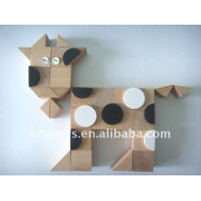 Material de educação Enlighten Brick Toys BLOCK