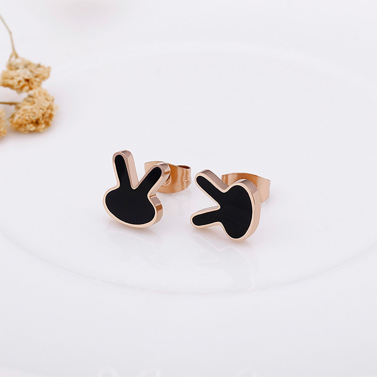Surgical Stainless Steel Stud Earrings