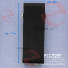 European Laser Printing Lead Free Black Belt Bag Clips