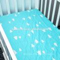 Jersey Cotton Spickzettel atmungsaktiv und langlebig überlegene Qualität heißer Verkauf Spannbetttuch
