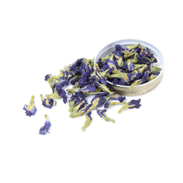 High Quality Natrual Blue Butterfly Pea tea Dried Thailand kordofan pea flower Dried kordofan pea flower 500g