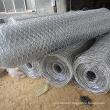 Anping Factory Best Price Hot Dipped Galvanized Gabion Mesh
