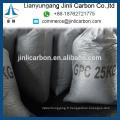 Chine coke de pétrole de basse teneur en soufre de haute qualité 1-5mm pour la fonderie et l'acier faisant l'excellent additif de carbone