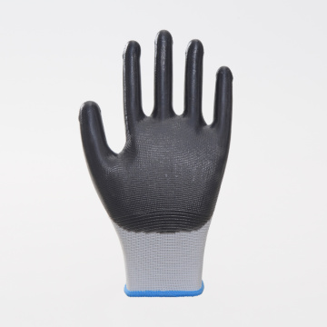Hot Wear-resisting Factory Price Nitrile Safety Gloves