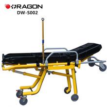 Hydraulischer Krankenwagenlaufkatzen-Notaufzug-Bahrenabfall