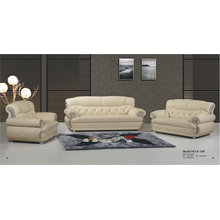 Ciff 1+2+3 Leather Sofa for Office Furniture (A-16)