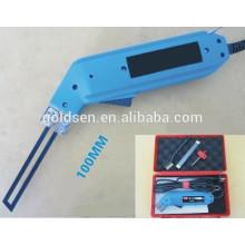 100mm 110W Professional Handheld EVA Hot Couteau Wire Coupeur de mousse Outil de coupe Portable Electric Manual Cutter GW8109