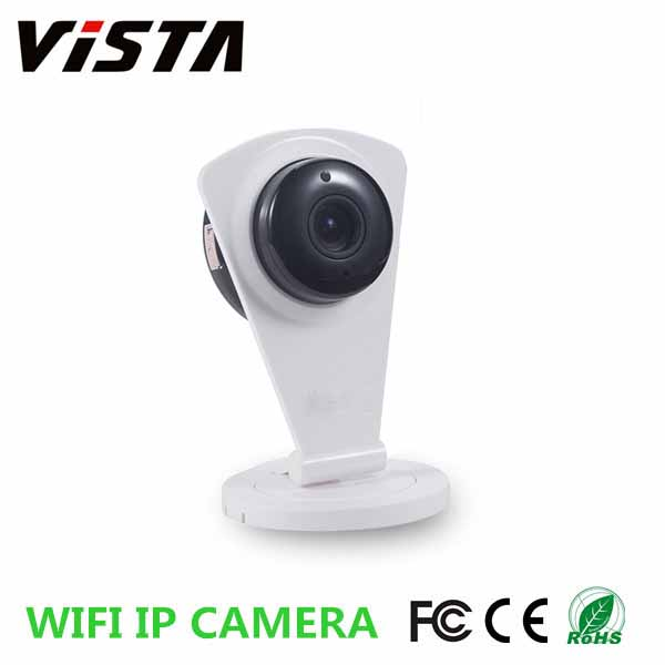 720P HD Kablosuz Mini P2P Wifi Video kayıt IP kamera