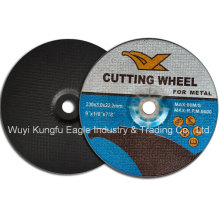 Abrasive Resin Angle Grinder 9′′ Cutting Wheel for Metal