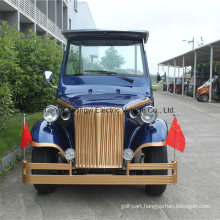 48V Luxurious Fashion Electric Classic Car From China for Sale
