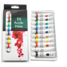 Wasserfarbe Acrylfarbe einfach Farbe