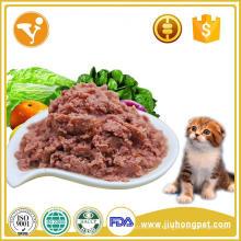 Fabricantes enlatados de alimentos para perros con servicio de OEM