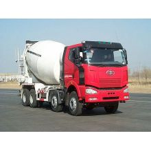 FAW 15CBM volumetric concrete mixer truck for sale