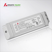 No impermeable 0-10v corriente constante regulable 300ma 15w led conductor de la lámpara