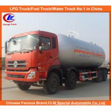 Heavy Duty 8 * 4 Dongfeng LPG Transport Truck (CLW5310GYQ)