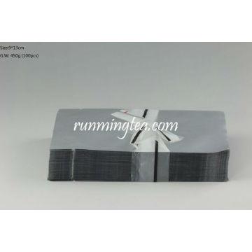 Small Pure Aluminium Sample Package Bag 10g Tea Capacity