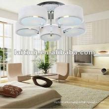 Modern design for hall glass ceiling lighting