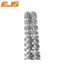 Verarbeitung von PP PE PVC Twin Extrusion Schraube Fass