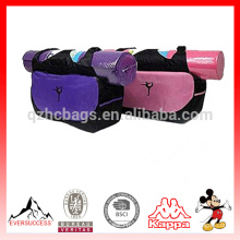 approvisionnement direct usine imperméable à l'eau tapis de yoga sac de sport