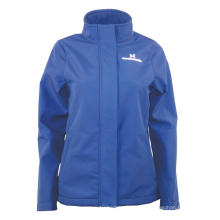 Two line Ripstop pongee fabric fleece Jacket