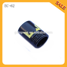 EC62 metal cord end stopper or toggle for garments,handbags and shoes