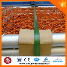 China fornecedor 6ft Cadeia link vedação temporária