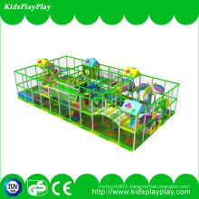Endless Fun Inflatable Attractive Indoor Playground Equipment