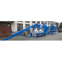 CE TUV Wood Sawdust Biomass Ring Die Pellet Machine 1t
