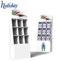 Einzelhandel-Buch-Regale, neues Design-Ausstellungs-Buch-Regal, faltendes Buch-Regal-Design