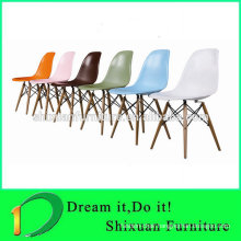 Durable Hot-sale new style plastic dining chair