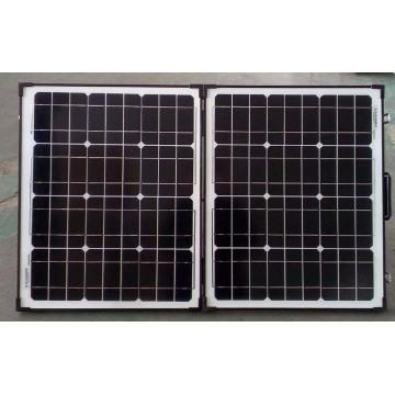 Contrôleur intégré pliable de panneau solaire pour le marché de l'Europe